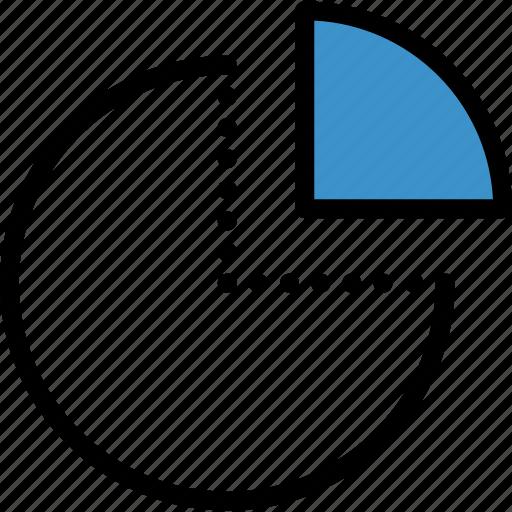 analytics, business, chart, graph, pie, statistics icon