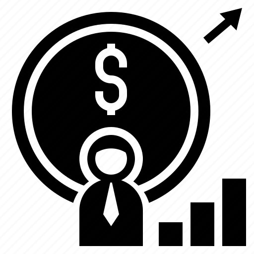 Businessman, economist, entrepreneur, financial, investor icon - Download on Iconfinder