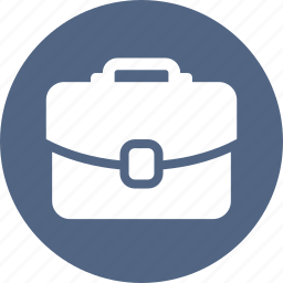 briefcase, professional indemnity, suitcase icon