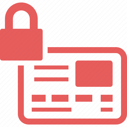business protection, credit card, loan protection, secure payments icon