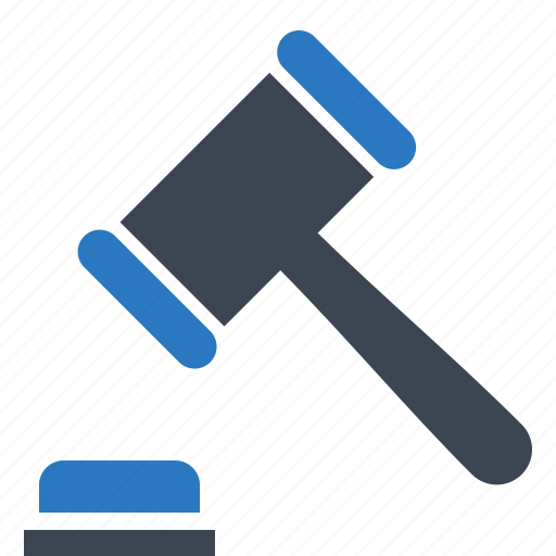 Hammer, law, legal insurance icon | Icon search engine