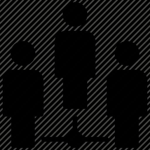 Team building, team activities, team consultation, team management, team growth icon - Download
