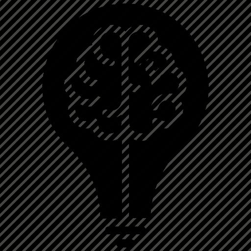 creative skills, creative thinking, critical thinking, innovative thinking, logical thinking icon