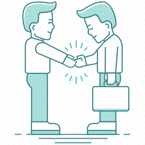 conference, deal, discussion, interview, meeting, people, teamwork icon