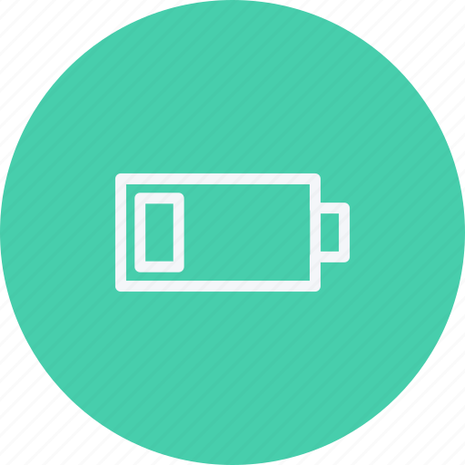 battery, business, communication, internet, lifestyle, low, office icon