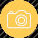 business, camera, communication, employee, internet, lifestyle, office icon
