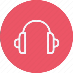 business, communication, employee, headphone, internet, lifestyle, office icon