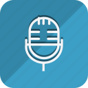 business, communication, lifestyle, marketing, microphone, networking, office icon