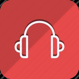 business, communication, headphone, lifestyle, marketing, networking, office icon