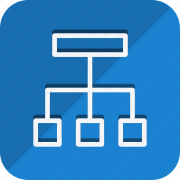 business, communication, diagrame, lifestyle, marketing, networking, office icon