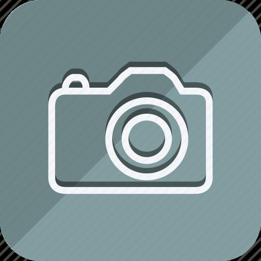 business, camera, communication, lifestyle, marketing, networking, office icon
