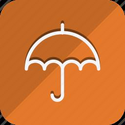 business, communication, lifestyle, marketing, networking, office, umbrella icon
