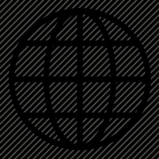 global, globe, international, language, trade icon