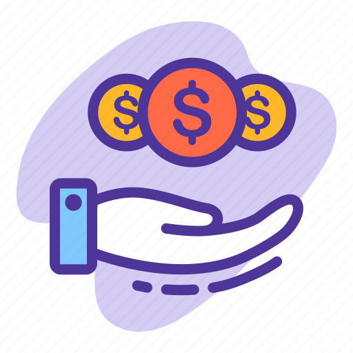 Cash, currency, earn, income, money, payment, salary icon - Download on Iconfinder