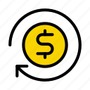 currency, dollar, exchange, money, transfer