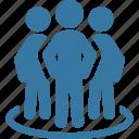 leadership, team, group icon