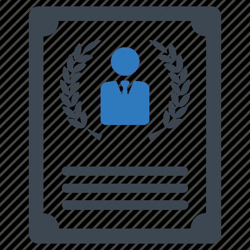 Certificate, achievement, award icon - Download on Iconfinder