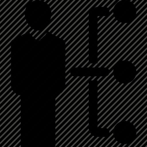 business, employee, employee skills, meeting, skills icon icon