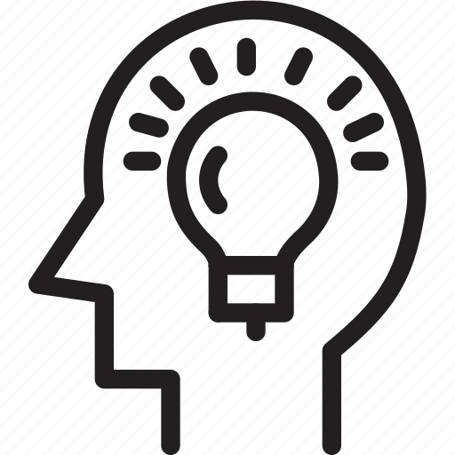 business, idea, management, morden, personal icon