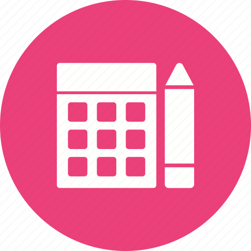 Financial, business, office, calculator, tax, budget, accountant icon