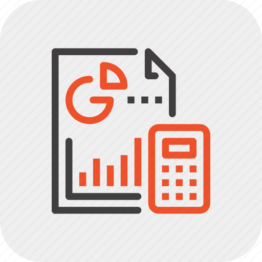 Accounting, analytics, chart, document, graph, report, statistics icon - Download on Iconfinder