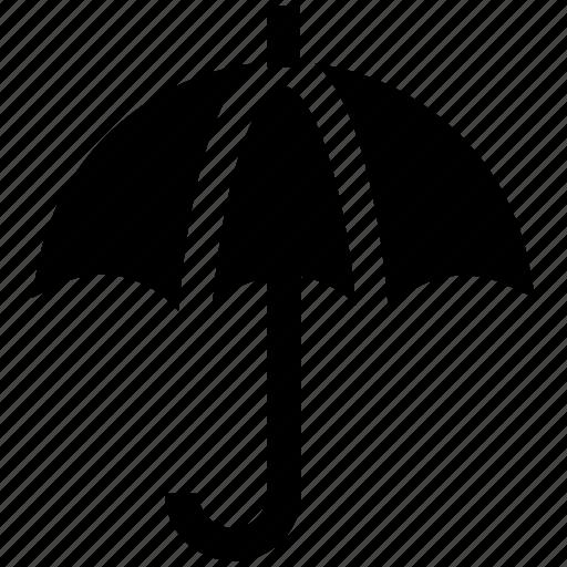 business, forecast, insurance, protection, rain, umbrella icon