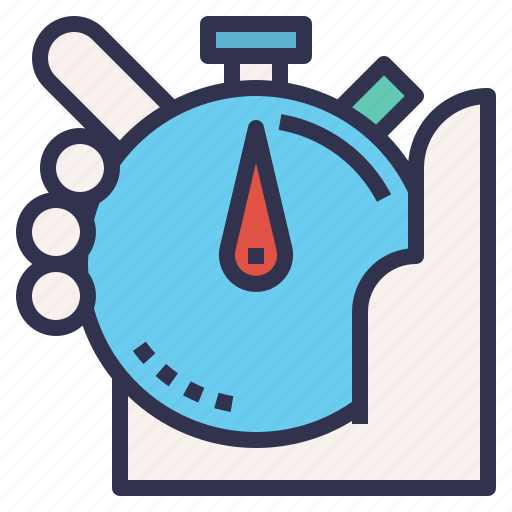 countdown, fast, quick, rush, stopwatch, time icon