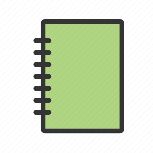blank, book, business, note, notebook, notepad, pad icon
