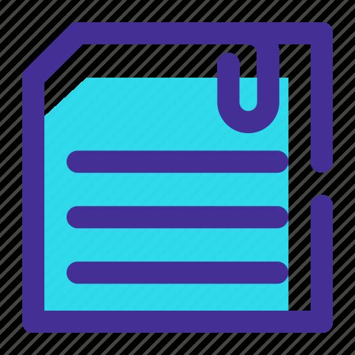 board, checklist, clip, clipboard, document, list, notes icon icon