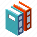 archive, business, document, documents, folders, office, storage icon
