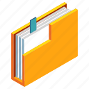 archive, business, document, documents, file, folder, office icon