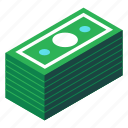 budget, business, cash, finance, investment, money, profit icon
