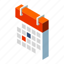 appointment, business, calendar, date, deadline, reminder, schedule icon
