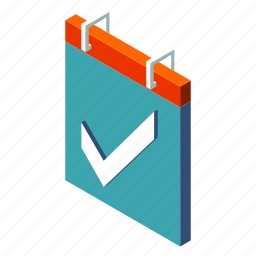 business, check, checklist, complete, list, survey, task icon