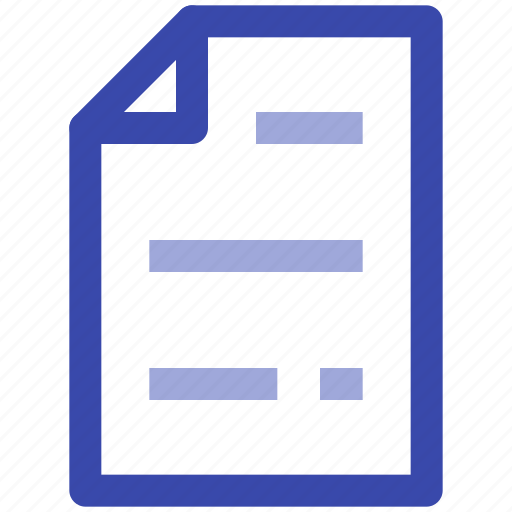 business, data, document, file, management, office, paper icon
