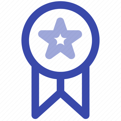 award, badge, business, management, medal, win icon