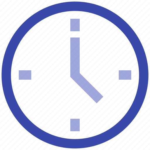 business, clock, management, office, time, watch icon