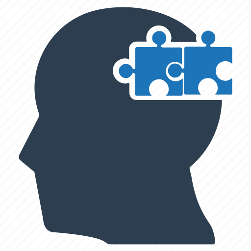 business solution, planning, puzzle, strategy icon