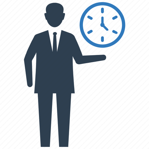 clock, time, time management, timing icon