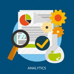 analytics, business, market, marketing, plan, smart, solution icon
