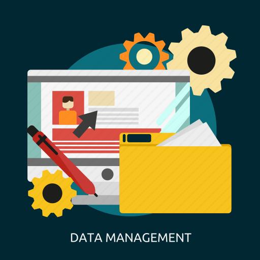 business, data, development, management, marketing, team icon