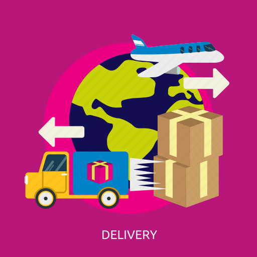 business, delivery, economy, industry, marketing, sales icon