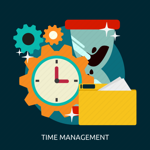 business, management, marketing, time icon