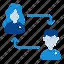 collaboration, team, network, group, partner, partnership, share
