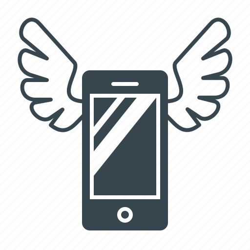 communication, marketing, mobile, mobile marketing, phone, smartphone icon