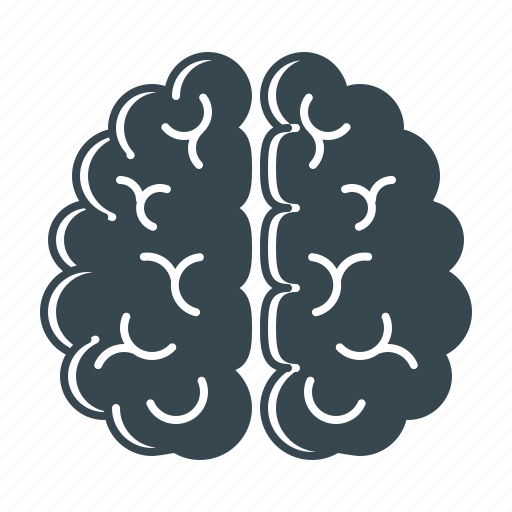 brain, brainstorm, brainstorming, idea, mind, think icon