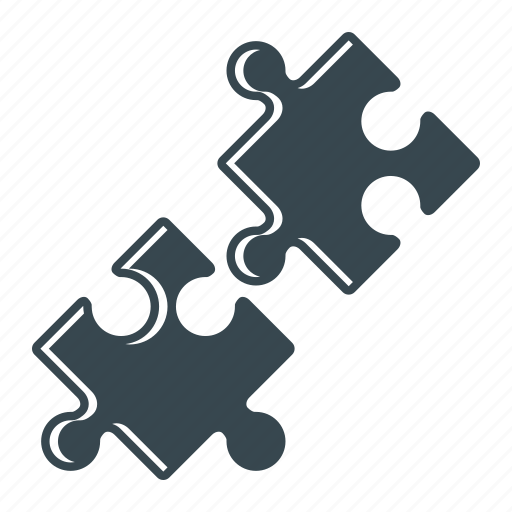 business, marketing, partners, puzzle, solution icon