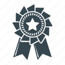 award, badge, best, label, prize, rank, rank badge icon