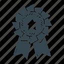 badge, rank, rank badge, award, best, label, prize icon