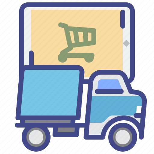 business, channels, delivery, eshop icon